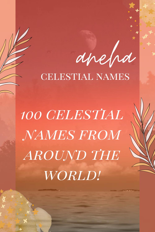 Celestial Names
